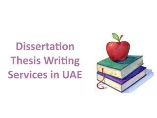 Writing a thesis Dont know which service to choose?